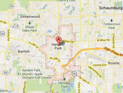 hanoverpark map Consulting