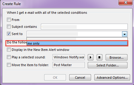 outlook 2016 3 create rules for notifications
