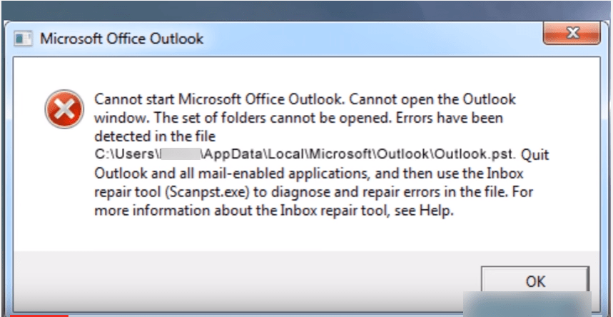 Supporting Outlook - Repair Corrupt Outlook PST Files with Inbox ...