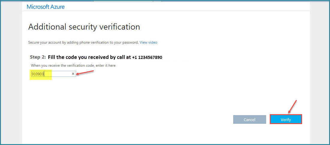 How to Enable Multi-Factor Authentication in Office 365