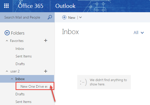 How To Create An Inbox Rule In Office 365 Outlook Office