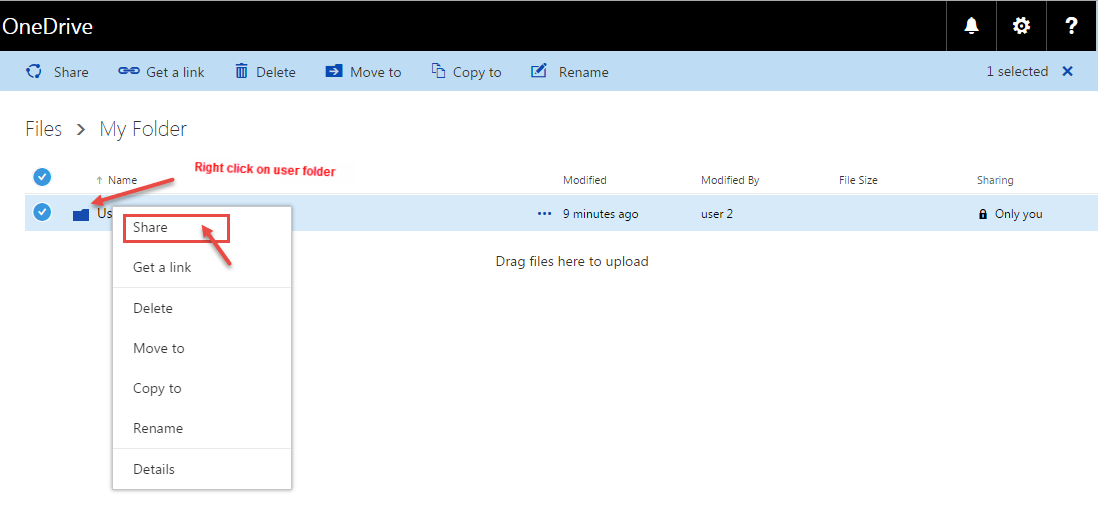 How to create and share folders in office 365 office 365 for Office 365 design document