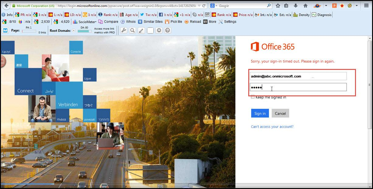 How To Change DNS Entries In Office 365 - Part I